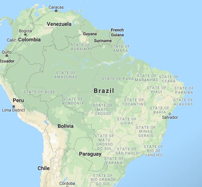 patent attorney Brazil